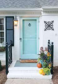 Light Blue Front Door Choosing The Best Front Door For Your House Wearefound