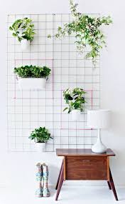 cfbbdcff stunning wall hanging planters indoor