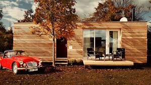 Small Picture The Freedomky Modern Prefab Dwelling Tiny House Listing YouTube