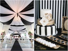 elegant black and white wedding wedding ideas black and white wedding decorations grandioseparlor com