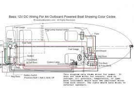 wiring diagrams of 1998 hurricane boat
