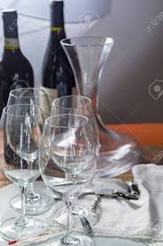 high quality wine glasses.  Quality Professional Red Wine Tasting Event With High Quality Glasses And  Accessories Close Up Stock With High Quality Wine Glasses D
