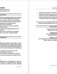 Functional Resume Examples For Administrative Assistant Beautiful