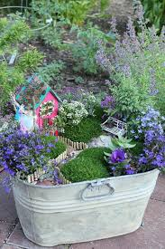 30 DIY Ideas How To Make Fairy Garden EYE Q