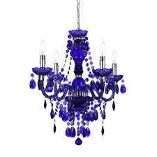 purple chandelier shades crystal drops events