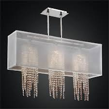 crystal strand chandelier omni 627am33sp w 7