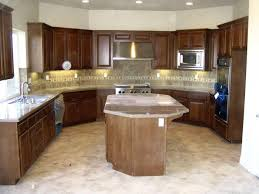 Kitchen Island Remodel Picture Of Modern U Shaped Kitchen Remodel Layout With Island