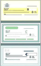 Printable Business Check Template Full Health Report Blank