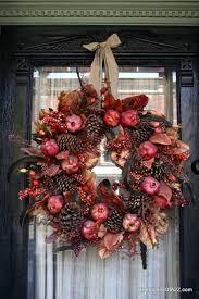 Front Door Reefs Front Door Wreaths To Beautify Your Home