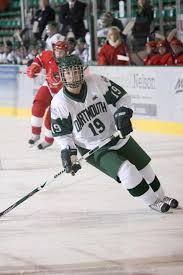 Fischer's Last Minute Tally Completes Comeback for No. 8 Big Green -  Dartmouth College Athletics