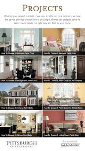 Paint Color Inspiration By Room Type