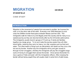 to usa migration case study gcse geography marked by document image preview