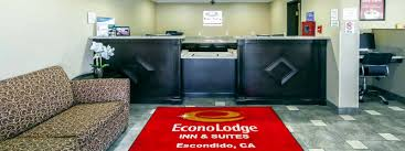 escondido california budget affordable hotels motels econo lodge inn and suites downtown