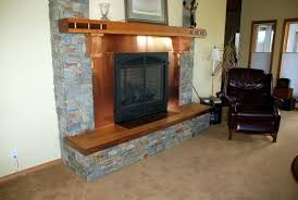 custom made vg fir and black walnut fireplace mantel and hearth