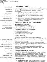 Teacher Cv Download Teaching Cv Template For Free Formtemplate
