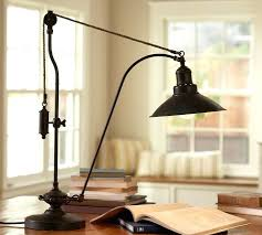 lamp home office desk lamps e ottlite hd visionsaver plus executive lamp black