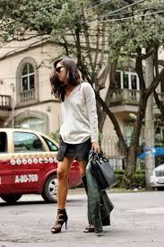07 how to wear biker jacket street style leather zara it girl genesis serapio mexican fashion blog brunette braid mexico city