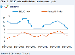 Selic Rate Chart Opinion How Low Will The Selic Rate Go Brazilian Bubble