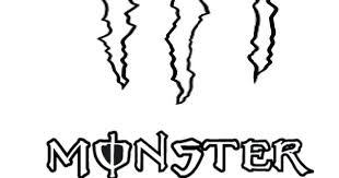Energy Coloring Pages Monster Energy Coloring Pages Print Drink