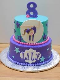 cakes for girls 9th birthday frozen. Simple 9th Gymnast Birthday Cake Purple Girl For Cakes Girls 9th Frozen