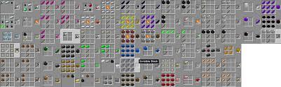 мод на майнкрафт 1.5.2 toomanyitems с рецептами крафта