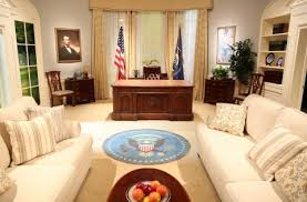 oval office design. Contemporary Design The New Oval Office Set At YouTube LAYouTube Intended Design