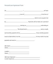 Free Loan Agreement loan agreement template word svptraining 56