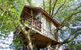 10 Great Treehouse Hotels  Amateur Traveler Travel PodcastTreehouse Vacation California