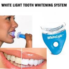 How To Use White Light Tooth Whitening System White Light Tooth Whitening System