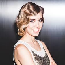 Gatsby Hair Style finger wave tutorial popsugar beauty 8070 by stevesalt.us