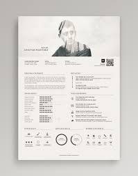 Resume Curriculum Vitae On Behance Pinteres