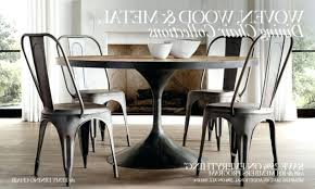 floor luxury metal dining room chairs restoration hardware table chair set of new tableetal