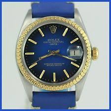 vintage mens rolex wristwatches vintage rolex 1505 date oyster perpetual 14k bezel stainless steel men watch