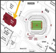 Tcf Stadium Seating Chart Mn United Match Day Prep Clear Bag Policy Minnesota United Fc