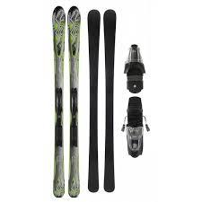 K2 Ski Size Chart 2011 K2 A M P Live Wire Skis W Marker M2 10 0 Bindings