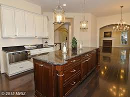Baltic Brown Granite Kitchen Kitchen With One Wall Kitchen Island In Alexandria Va Zillow