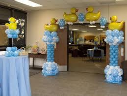baby shower balloon decor balloons decoration ideas elegant design