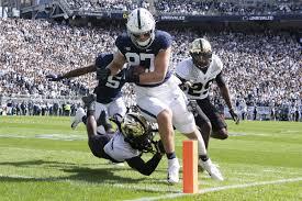 Penn State Football Qb Depth Chart No 10 Penn State Kicks Off Tough Stretch At No 17 Iowa