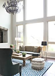 Transitional Living Room Furniture Transitional Living Room The House Of Silver Lining