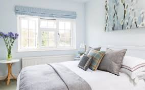 Pale Blue Bedroom Home Improvements To Burglar Proof Your Property