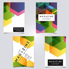 free magazine layout template vector abstract magazine layout template designs template for free