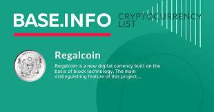 Regalcoin Rec Live Price Market Cap Chart Coin Graph