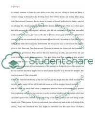 The Seventh Letter By Plato Essay Example Topics And Well Written