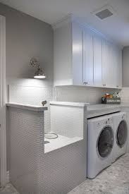 if you have a dog you can combine your laundry room with a pet shower