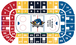 Seating Chart Springfield Thunderbirds