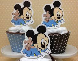 Decorated Baby Shower Cakes Ideas At WalmartBaby Mickey Baby Shower Cakes