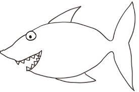 Disegni Di Pesci Da Colorare E Da Stampare Gratis Con Pesci Disegni