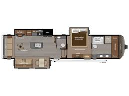 montana rv floor plans images keystone montana high country 374fl fifth wheel floor plans hideout keystone travel trailers