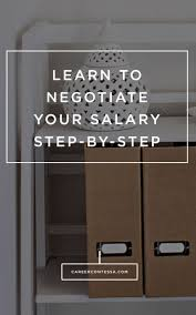 The All Inclusive Guide To Negotiating A Fair Salary Career And