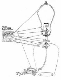 early electric lamp parts diagram www bplampsupply com help Table Lamp Parts Diagram check out s lampclinic com for the best lighting fixtures and diagram of table lamp parts